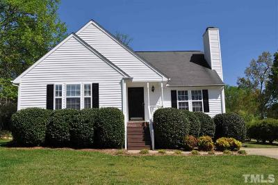 Holly Springs Rental For Rent: 405 Birdsong Way