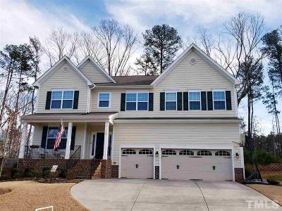 Holly Springs Single Family Home For Sale: 116 Ulverston Drive