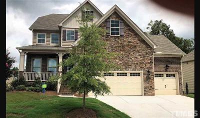 Durham Single Family Home For Sale: 103 Mesquite Drive