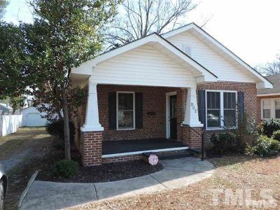 Harnett County Rental For Rent: 902 N Ellis Avenue