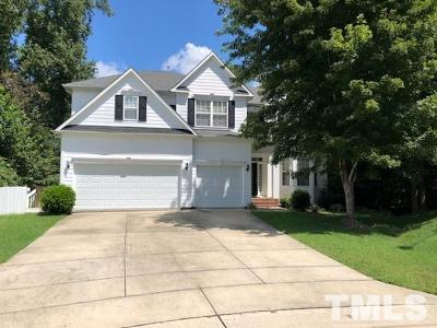 Wake Forest Single Family Home For Sale: 9317 Perini Court