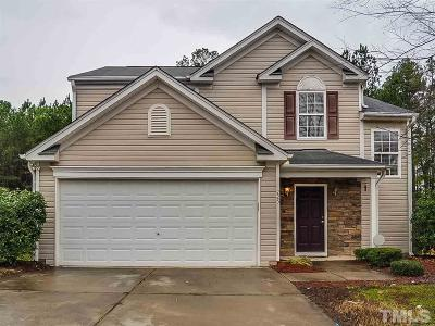 Durham Single Family Home For Sale: 225 Pebblestone Drive