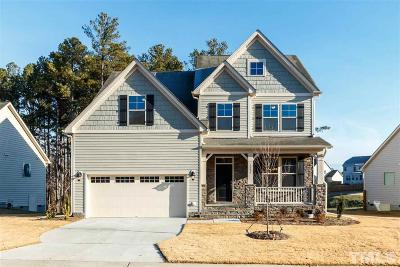 Durham Single Family Home Pending: 3333 Prospect Parkway