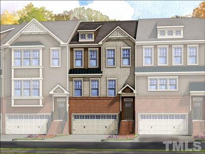Apex Townhouse Pending: 933 Dalton Ridge Place
