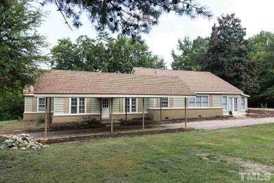 Franklin County Single Family Home For Sale: 304 Sandalwood Drive