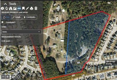 Wake County Residential Lots & Land Pending: 5512 Thornton Road