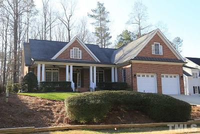 Apex Single Family Home For Sale: 3305 Chaswold Court