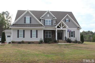 Creedmoor Single Family Home For Sale: 725 Kelsey Way