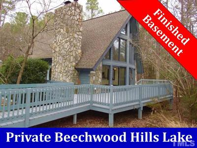 Franklinton Single Family Home For Sale: 239 Beechwood Road