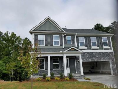 Durham Single Family Home For Sale: 105 Romarci Court
