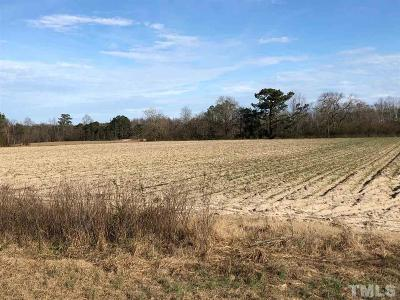 Johnston County Residential Lots & Land For Sale: Bryant Pond Road