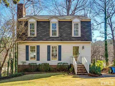 Wake County Single Family Home For Sale: 4520 Wenchelsea Place