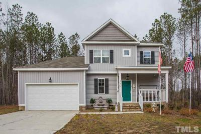 Zebulon Single Family Home For Sale: 140 Yancey Road