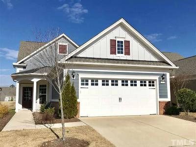 Durham Single Family Home Contingent: 100 Rosedale Creek Drive