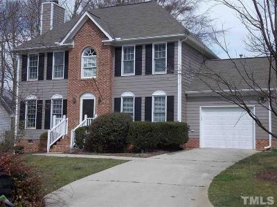 Cary Rental For Rent: 110 Laurel Branch Drive