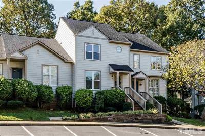 Cary Townhouse Pending: 111 Windward Court