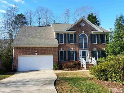 Cary Rental For Rent: 116 Modena Drive