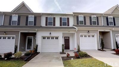 Raleigh Townhouse For Sale: 1010 Renewal Place