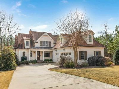 Pittsboro Single Family Home For Sale: 777 Chapel Ridge Drive