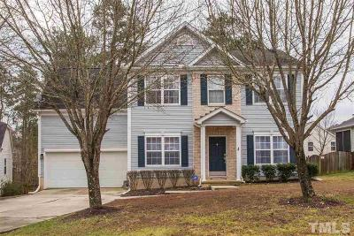 Durham Single Family Home Contingent: 6 Weeping Beech Way