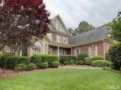 Raleigh Single Family Home For Sale: 12532 Richmond Run Drive