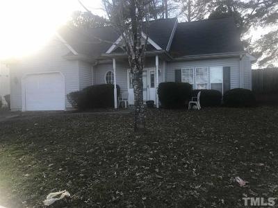 Raleigh Single Family Home Pending: 617 Hanska Way
