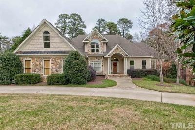 Raleigh Single Family Home For Sale: 11100 Brass Kettle Road