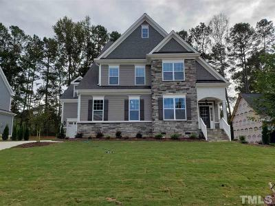 Apex Single Family Home Pending: 2116 Bee Cave Court