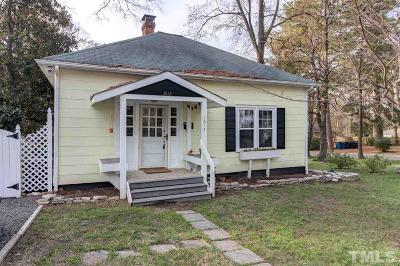 Durham Single Family Home Pending: 1613 Maryland Avenue