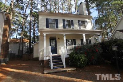 Cary Rental Pending: 106 Fox View Place