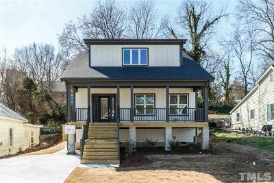 Durham County Single Family Home For Sale: 616 Canal Street