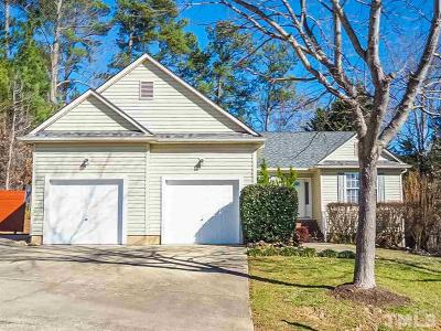 Durham Single Family Home Pending: 1806 Mystic Drive