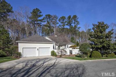Pittsboro Single Family Home For Sale: 1390 Bradford Place