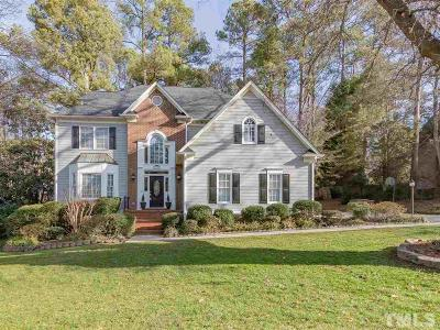 Cary Single Family Home For Sale: 108 Windstream Way