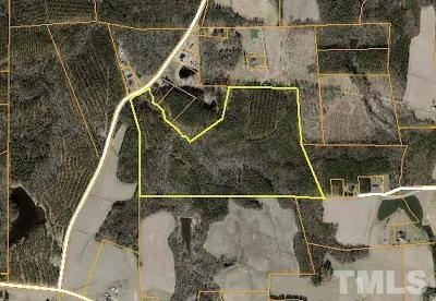 Franklin County Residential Lots & Land For Sale: Greys Mill Road