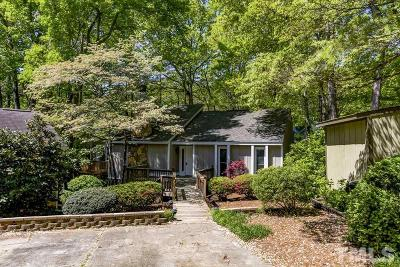 Raleigh Single Family Home For Sale: 2921 Rue Sans Famille