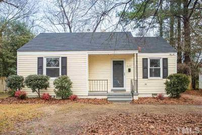 Wake County Single Family Home For Sale: 631 Brighton Road