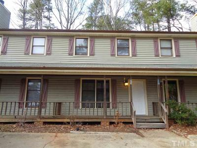 Cary Rental For Rent: 101 Greengate Court