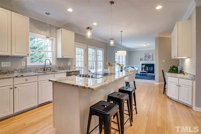 Chapel Hill Single Family Home Contingent: 113 Garden Gate Drive