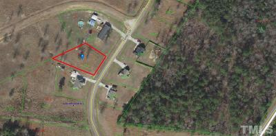 Johnston County Residential Lots & Land For Sale: 205 Ewing Drive