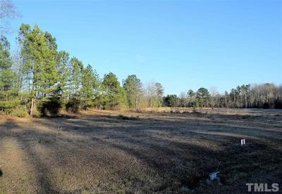 Johnston County Residential Lots & Land For Sale: 132 Ewing Drive