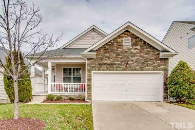 Durham County Single Family Home For Sale: 2813 Prospect Parkway