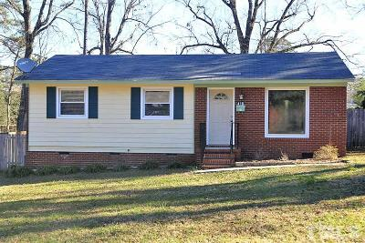 Cary Single Family Home For Sale: 410 Morningside Drive