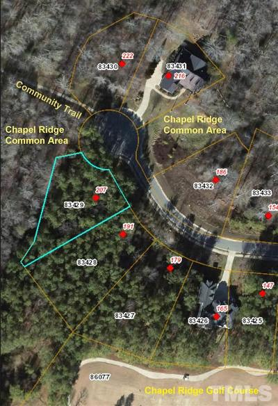 Residential Lots & Land For Sale: 207 Colonial Trail