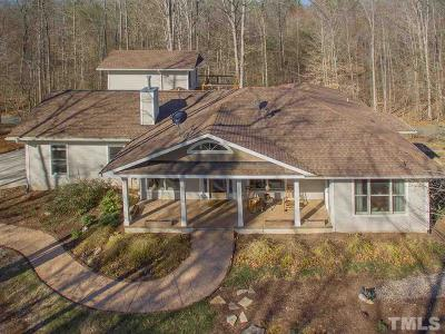 Chatham County Single Family Home For Sale: 885 Wellaway Lane