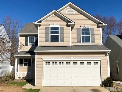 Holly Springs Rental For Rent: 5109 Mabe Drive