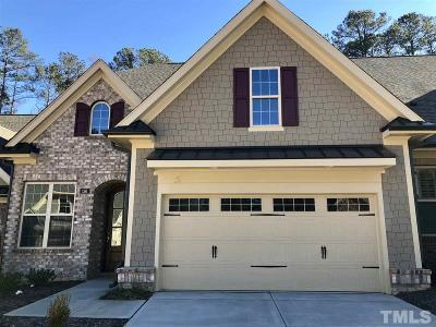 Cary Patio For Sale: 136 Glenpark Place #41