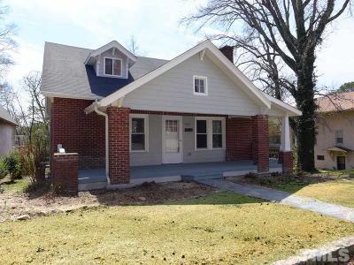 Durham Rental For Rent: 404 Formosa Avenue
