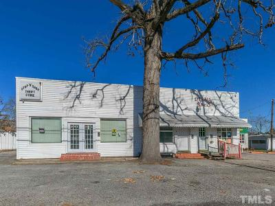 Harnett County Commercial For Sale: 908 W Broad Street
