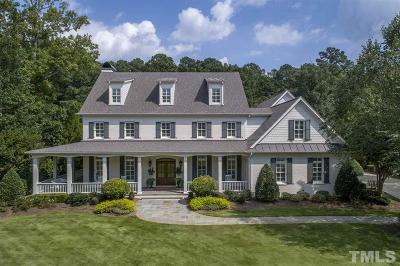 Raleigh Single Family Home For Sale: 5221 Newstead Manor Lane